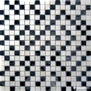 QS-062-15P/10 30.5*30.5 — мозаика полированная