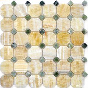 QS-027-48P/10 30.5*30.5 — мозаика полированная