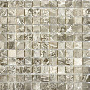 QS-023-25P/10 30.5*30.5 — мозаика полированная