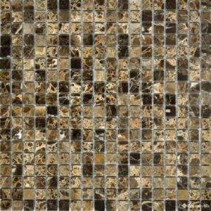 QS-012-15P/8 30.5*30.5 — мозаика полированная