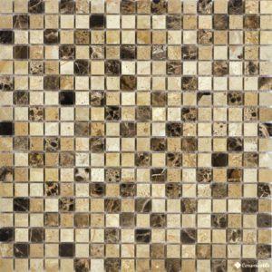 QS-010-15P/8 30.5*30.5 — мозаика полированная