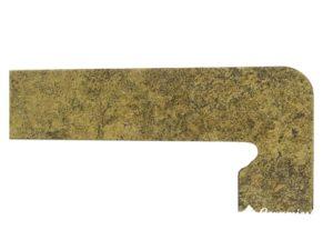 Zan. Metalica Mustard 39.5*17.5 — плинтус (правый, левый)