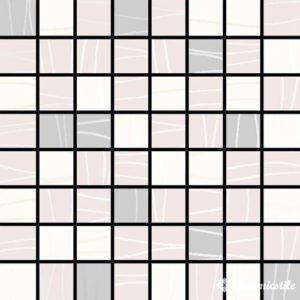 Mosaico Secrets Cool (2*2) 17.4*17.4 — мозаика