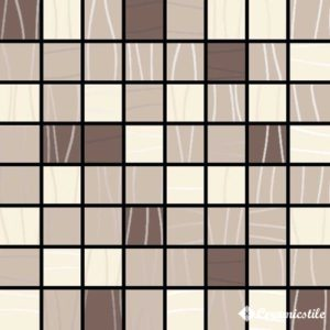 Mosaico Secrets Warm (2*2) 17.4*17.4 — мозаика