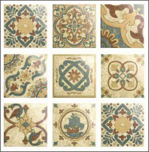 San Marco Decor 20*20 (8 видов) — декор