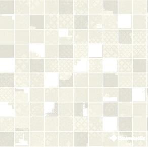 Mos. Luce Lustro Crema 25*25 — мозаика