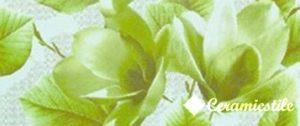 Decorado Harvard Verde 25*59.2 — декор