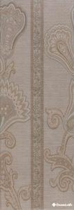 Lisa Wall Paper Aubergine 25.3*70.6 — плитка настенная