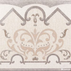 Lateral Arte Geom 45*45 — декор напольный