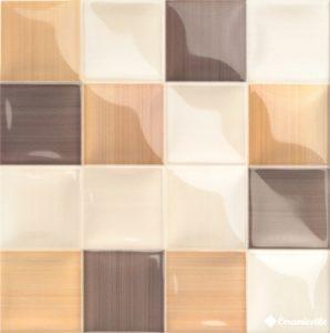Volumen Cafe 20*20 — плитка настенная