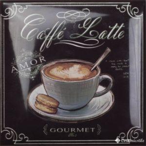 Coffee Decors 4 pz 15*15 — декор