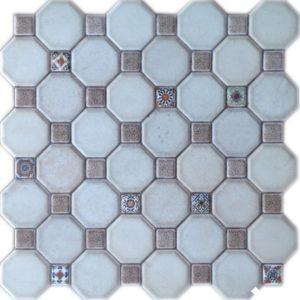 Royal White 33*33 — плитка напольная