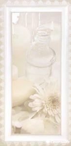 Fragance Frame Cream 30*60 — декор