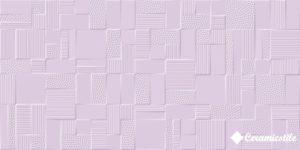 Azkena Lavanda 25*50 — плитка настенная