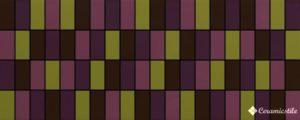 Mosaic Spoony Alive 20*50 — мозаика