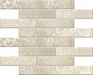 Decor Blonda Crema-Gris 35*34.6 — мозаика
