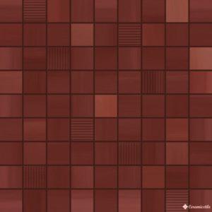 Mosaico Pleasure Cherry 31.6*31.6 — мозаика