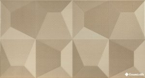 Cube Crema Relieve 32.5*60 — плитка настенная