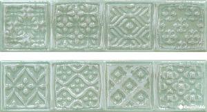 Composicion Rodia Turquoise (к-т. 2 шт.) — 7.5*30 — декор