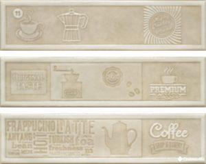 Composicion Original Taste Ivory (к-т. 3 шт.) — 7.5*30 — декор