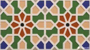 Medina Verde 30.85*56.5 — плитка настенная
