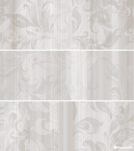 Decor Aqua White (3 вида) 20*60 — плитка настенная