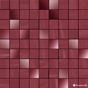 Mosaico Perlage Amaranto 31.6*31.6 — мозаика