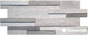 Concrete Muretto Pearl 16*40 — мозаика