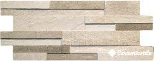 Concrete Muretto Beige 16*40 — мозаика