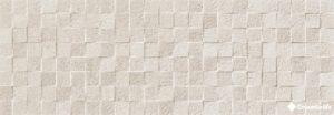 Rev. Restful Nest White Ret 35*100 — плитка настенная