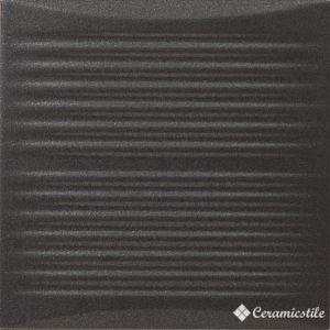 Stripe Black Spark (4 вида) 20*20 — плитка настенная