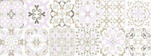 Aspen Decore Colours Lila 22.5*60.7 — плитка настенная