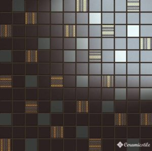 Mosaico Luxury Instinct Marron 31.5*31.5 — мозаика