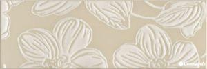 Decor Anya Flower Beige 20*60 — декор
