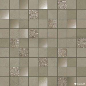 Mosaico Advance Grey 31.6*31.6 — мозаика