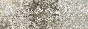 Dec. Batik White B 25*75 — декор