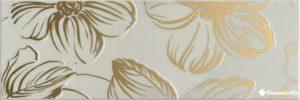 Decor Anya Gold Grey 20*60 — декор