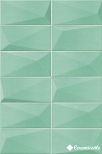 Diamond Emerald 10*20 — плитка настенная