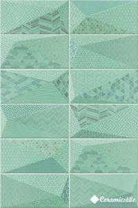 Fancy Emerald 10*20 — плитка настенная