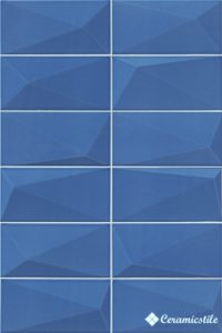 Diamond Sapphire 10*20 — плитка настенная