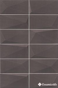 Diamond Graphite 10*20 — плитка настенная