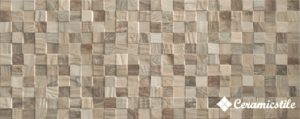 Mosaico Lithos Taupe 3D 32*80.5 — плитка настенная