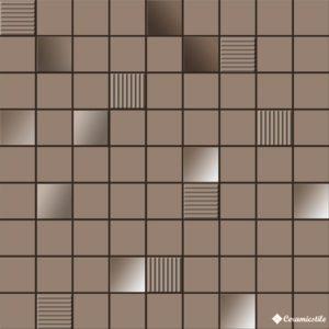 Mos. Inspire Moka (3.5*3.5) 31.6*31.6 — мозаика