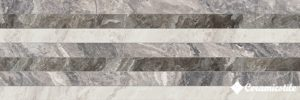 Decor Linee Nairobi Grey 28*85 — плитка настенная