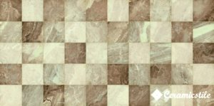 Decor Luxor Nairobi Mix Marfil 31.6*63.2 — плитка настенная