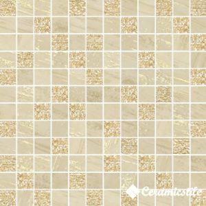 Mosaico Lux Quadretti Avorio 30*30 — мозаика