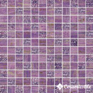 Mosaico Lux Quadretti Ametista 30*30 — мозаика