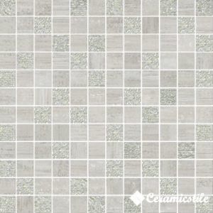 Mosaico Lux Quadretti Grigio 30*30 — мозаика