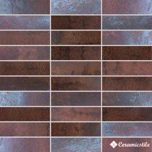 Mos. Titanium 30 Oxido 30*30 — мозаика