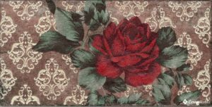 Ins. S/2 Vint. Roses Old Chicago 10*20 — декор